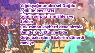 KOLERA SEN NASIL BİR İNSANSIN //SÖZLERİ (AVLU DİZİSİ) LYRİCS
