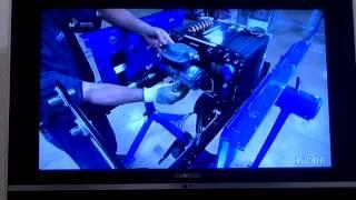 Как работает серийно-выпускаемый водородный генератор электричества(Записал с зомбоящика в Европе (звук записался тихо, делайте громче). У нас постоянно показывают всякие такие..., 2015-01-06T15:27:49.000Z)