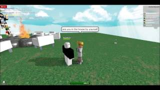 LIVE TROLL ON ROBLOX