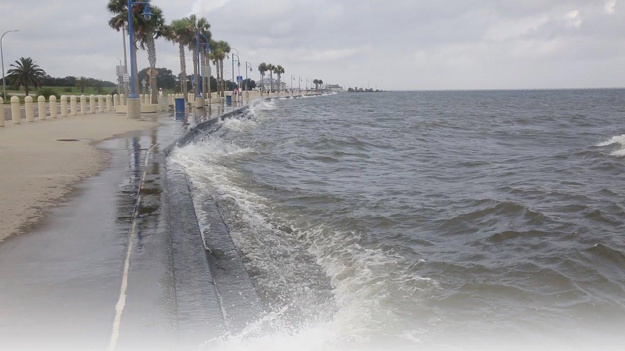 New Orleans prepares for Hurricane Nate