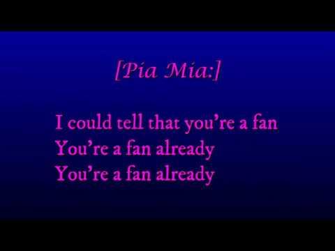 (Karaoke)Pia Mia - I'm A Fan ft. Jeremih(Lyrics)