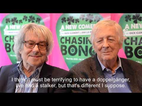 Chasing Bono: Writers Ian La Frenais & Dick Clement