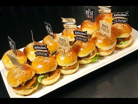 mini-hamburgers-ultra-moelleux-100%-reussite-recette-idÉale-pour-le-ramadan