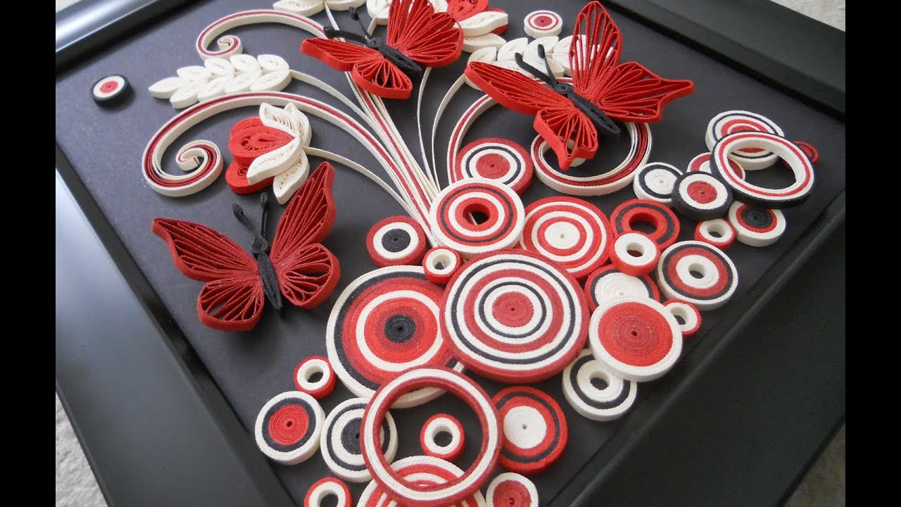Papercraft Quilling Bubbles Tutorial