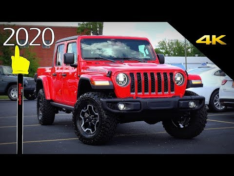 2020 Jeep Gladiator Rubicon - Ultimate In-Depth Look in 4K