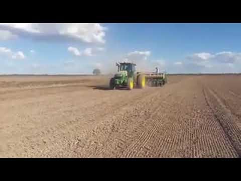 Plantação   de soja em Luis Alves  Goiás  operador Tiago gomes