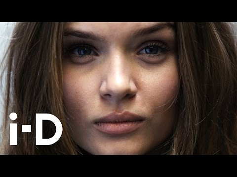 my i-D with Josephine Skriver