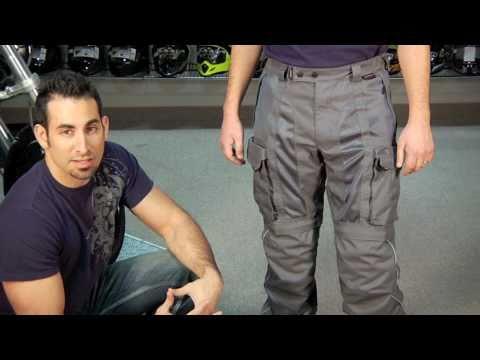 Olympia Recon 3 Mesh Pants Review at RevZilla.com