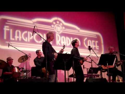"""Jonathan Edwards performing """" Sunshine """" with Flagpole Radio Orchestra"""