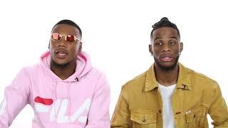 Ar'mon & Trey Explain Why They Chose To Sign A Deal With Warner Bros. Records