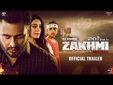 Zakhmi | Official Trailer | Dev Kharoud | Anchal Singh | In Theaters 7th February 2020
