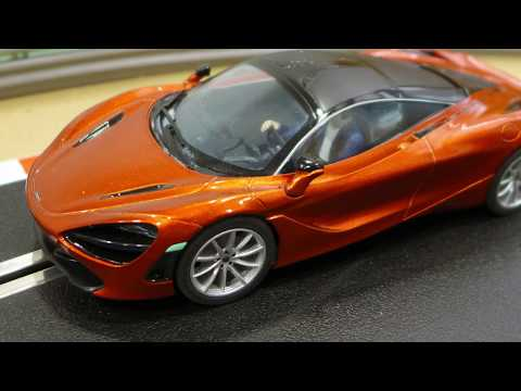 Scalextric | McLaren 720s Decoration Sample