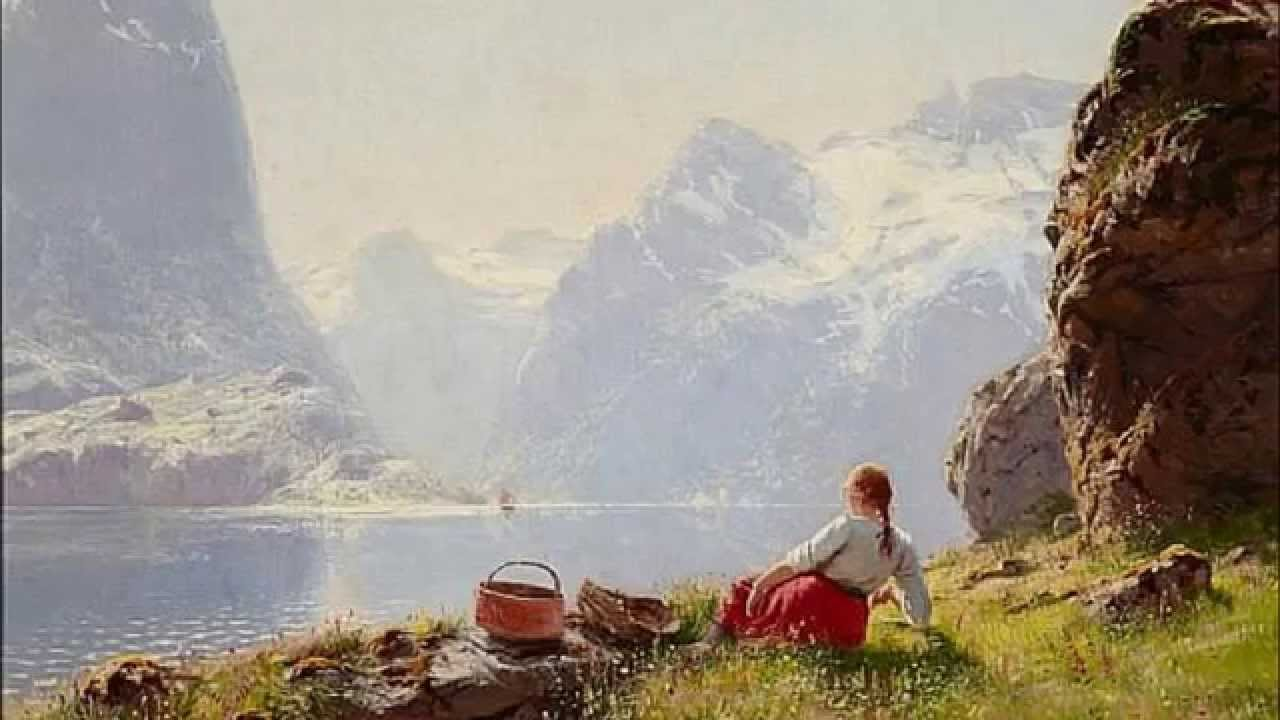Hans Andreas Dahl Norwegian National Romanticism Youtube