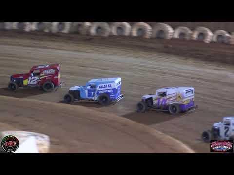 Placerville Speedway 9-14-19 Dwarf Cars Highlights