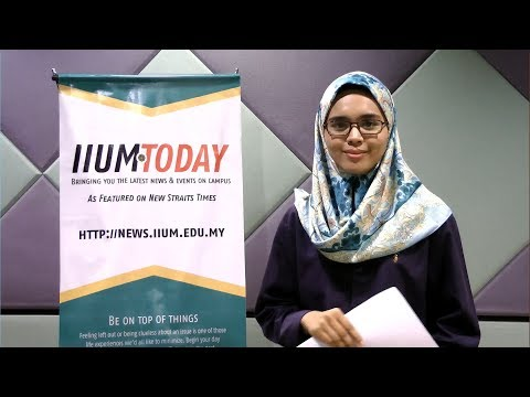 IIUMTODAY BULLETIN 15/3/2018 (ENGLISH)