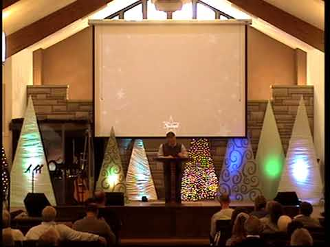 Unforgettable Birth--Pastor Rick
