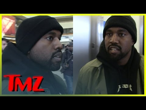 Kanye West: DON'T ASK ME ABOUT WIZ BEEF!! | TMZ