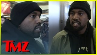Kanye West Steams Up ... Don't Ask Me About Wiz Beef!!