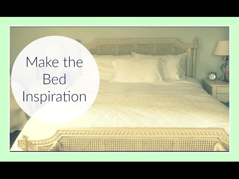 Make the Bed Inspiration Madame Chic