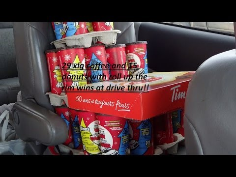 They Say No One Wins On Roll Up The Rim To Win ...