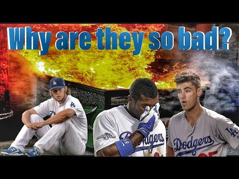 Why Are The Dodgers So Bad?
