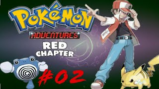 POKEMOM ADVENTURE RED CHAPTER - PART 02