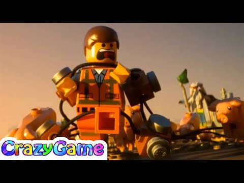 The #Lego Movie Videogame Episode 3 - Escape from Flatbush (Android, iOS) |