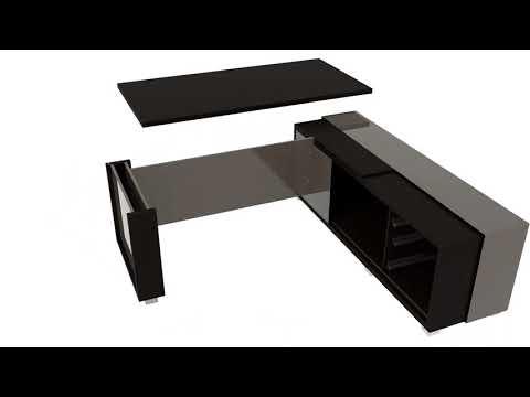 Схема сборки столов L-116, L-117