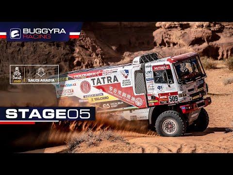 BUGGYRA RACING on DAKAR 2020 - Stage 5