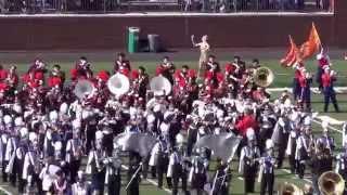 Ohio University Marching 110 H.S. Band Day - Uma Thurman - Fall Out Boy - HD