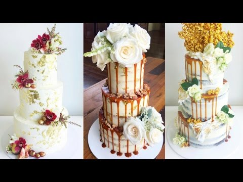 Top 25 Amazing Cake Decorating / Food Compilation Tutorial 2017 | Satisfaction video #1 😝😝😝😝😝