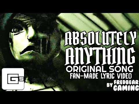 BATIM SONG (ft. OR3O) ▶ Absolutely Anything - CG5 (Fan-Made Lyric Video)