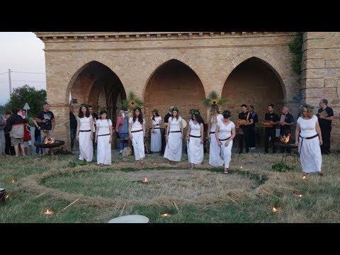 Vasto - Il Concerto All'alba Nel Giorno Del Solstizio D'estate