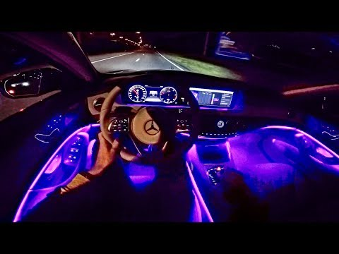 2018-mercedes-benz-s-class-pov-night-drive---ambient-lighting---by-autotopnl