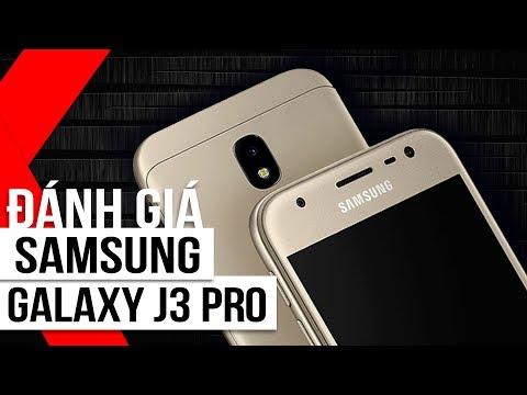 FPT Shop - Đánh Giá Galaxy J3 Pro: Sản Phẩm Cực Hot Phân Khúc Giá Rẻ