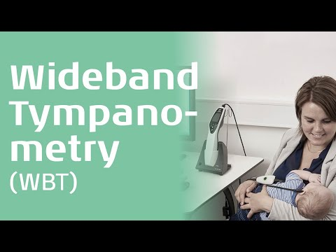 Wideband Tympanometry - Research License