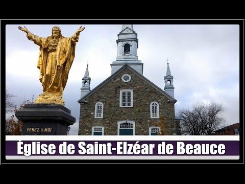 Église De Saint-Elzéar (Hier @ Aujourd`hui)