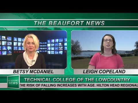 BEAUFORT NEWS | Leigh Copeland, Technical College of the Lowcountry | WHHITV