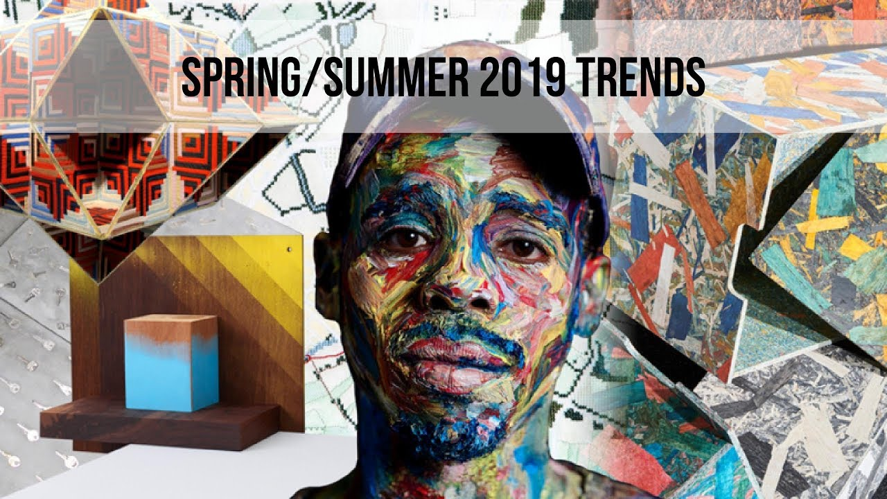 Stylus Spring/Summer 2019 Trends - YouTube