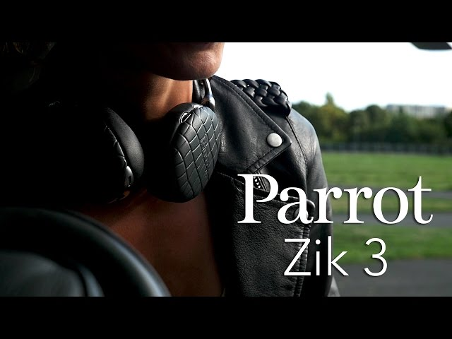 Parrot Zik 3 Un Casque Sans Fil Qui Se Recharge Sans Fil Igeneration