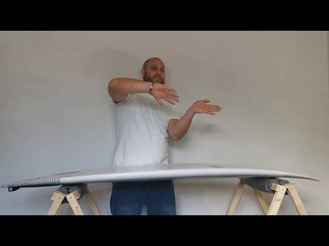 (Part 2) Big Guy Surfboards - Truth About Volume