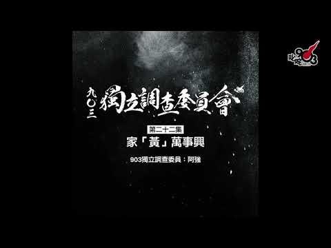 家「黃」萬事興【903獨立調查委員會EP22】