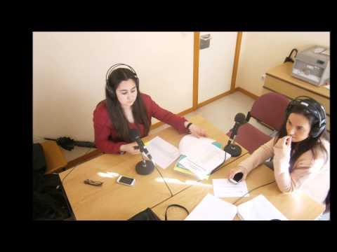"""Programa de radio """"Las mañanas de Uniovi"""""""