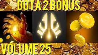Dota 2 Bonus - Volume 25