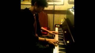 """@musichicos: Facundo Pineda Ponte (15) aprendiendo """"Nashville Rag"""" (C. Rollin)"""