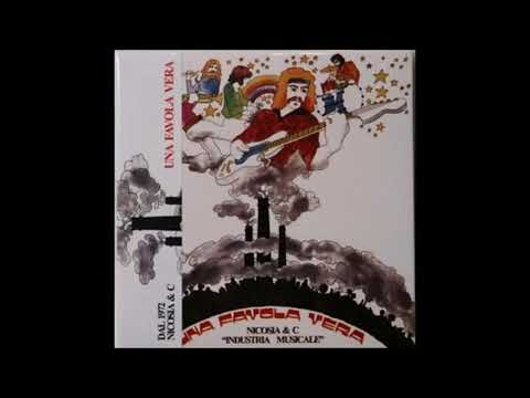 Nicosia & C. Industria Musicale – Una Favola Vera (1973) FULL ALBUM