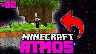 Diese INSEL HAT EIN GEHEIMNIS?! - Minecraft ATMOS #02 [Deutsch/HD]