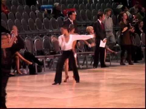Nicholas Garcia and Emily Garcia Ohio Star Ball 2010