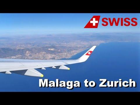 [Tripreport] Malaga-Zurich Swiss Airbus A321-212 WL (HB-IOO)