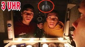 BESCHWÖRE NIEMALS BLOODY MARY UM 3 UHR NACHTS !!! (GEIST) | Kelvin und Marvin